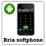 Bria Counterpath Android
