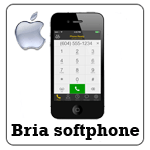 Bria Counterpath Apple